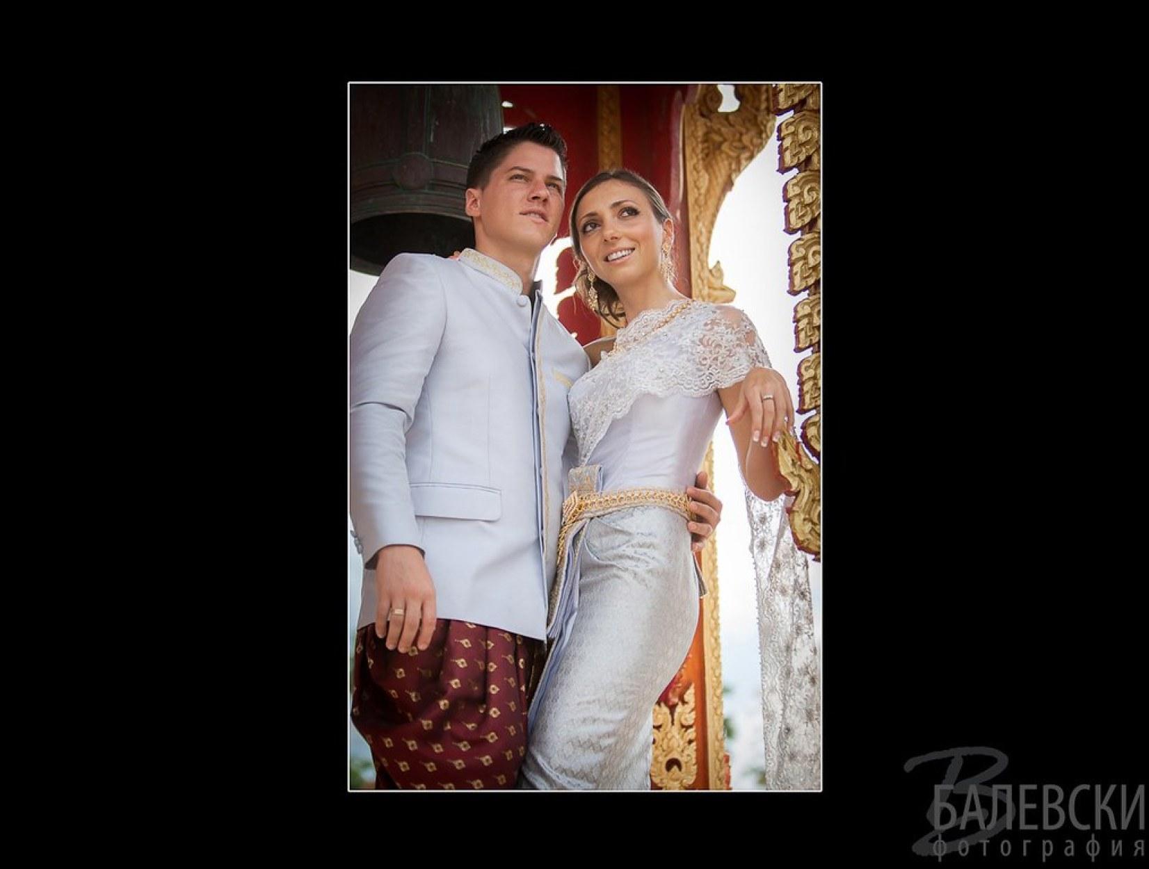 Сватбен албум на Грациела и Майкъл