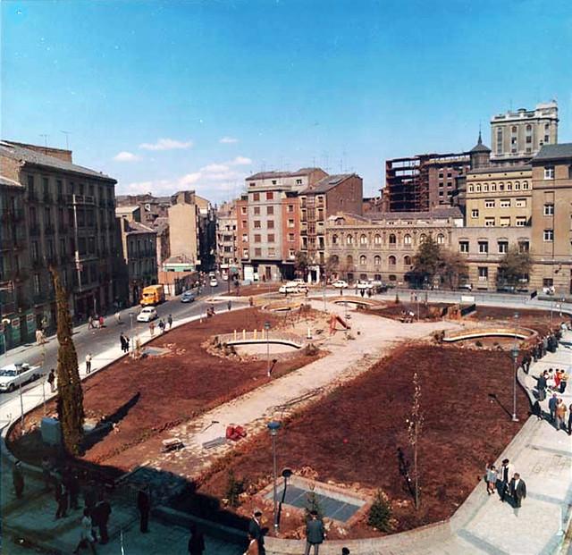 Plaza Salamero 1972
