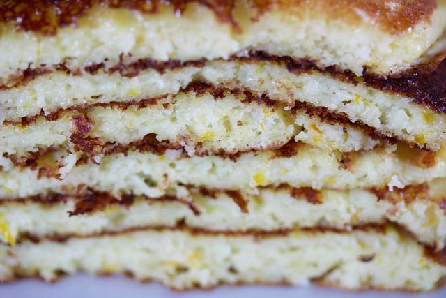 Orange Pancakes - 18
