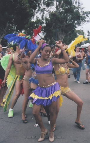 San Diego LGBTQ Pride Festival, 2006