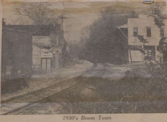 Shelton 1930s Boom Town