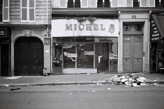 Michel, c'est le bordel !