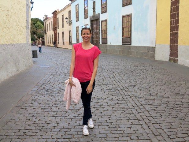 Calle Carrera La Laguna