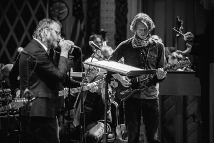The National w/ Richard Reed Parry