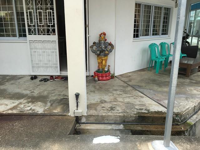 Suburban Ganesha