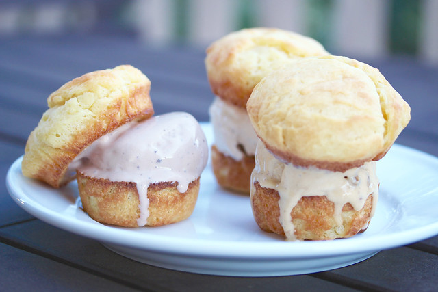 Brioche Ice Cream Sandwiches - 27