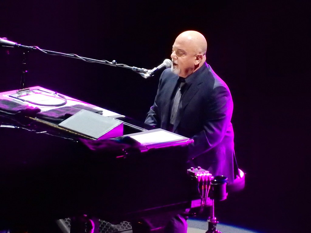 Billy Joel At Madison Square Garden Slgckgc Flickr