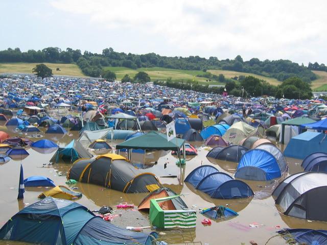 Tent swamp