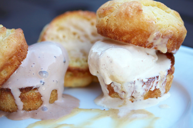 Brioche Ice Cream Sandwiches - 30