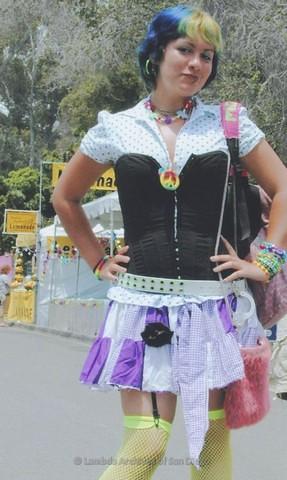 San Diego LGBTQ Pride Festival, 2007