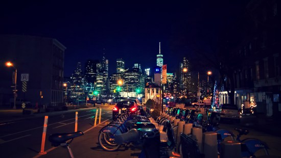 view from brookyn