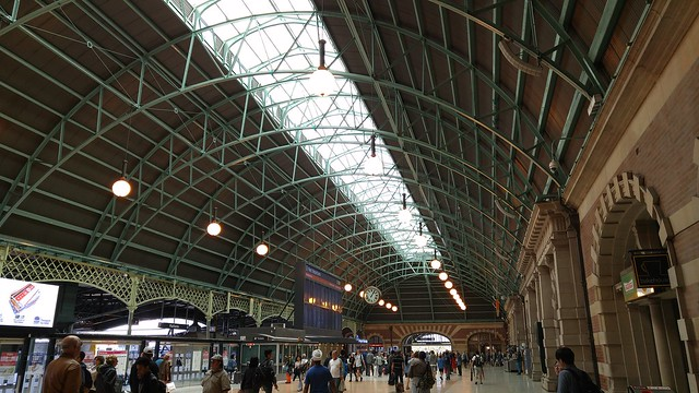 Concourse, Central Railway Station, Sydney