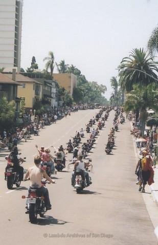 San Diego LGBTQ Pride Parade, 2005