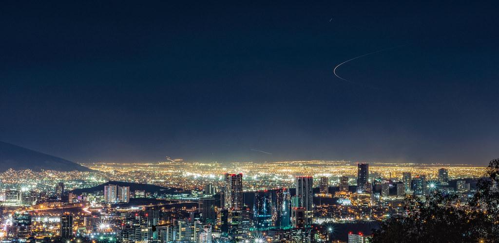City Lights Monterrey Rick Gonz 225 Lez Flickr