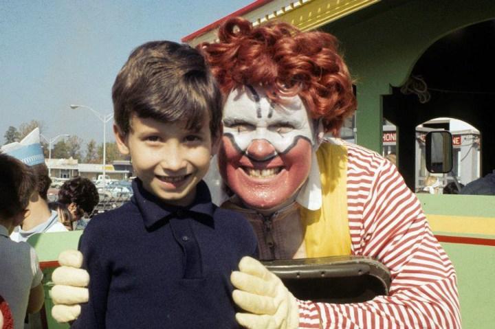 Image result for willard scott ronald mcdonald
