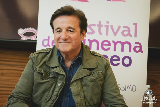 2016 - Christian De Sica: Incontro stampa