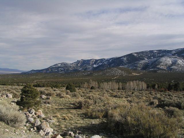 Wheeler Peak Scenic Drive,  Great Basin National Park, Nevada
