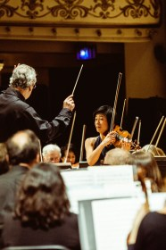 Jennifer Koh and Cincinnati Symphony Orchestra