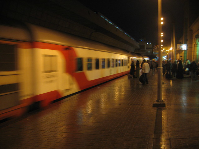 Train to Luxor
