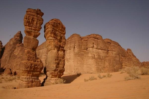 Al Ula, another gem of Saudi Arabia. Source: Flickr