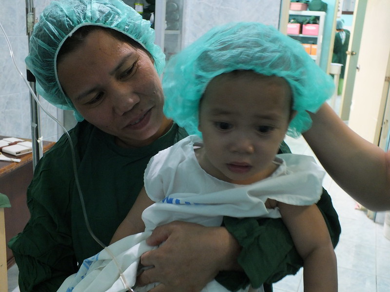 2016 La Union, Philippines Surgical Mission