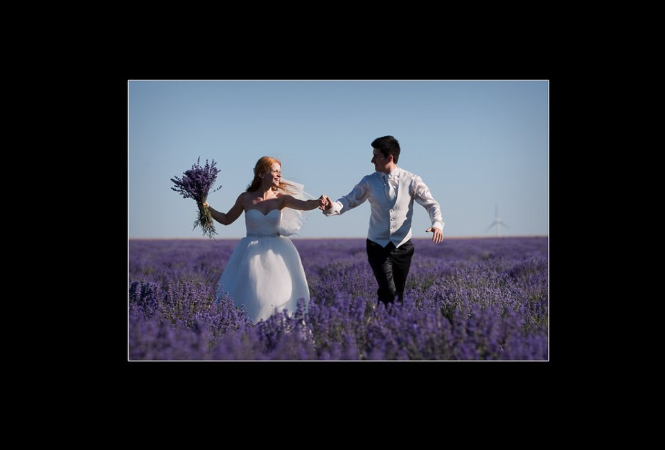 Сватбен албум - Искра и Бахар