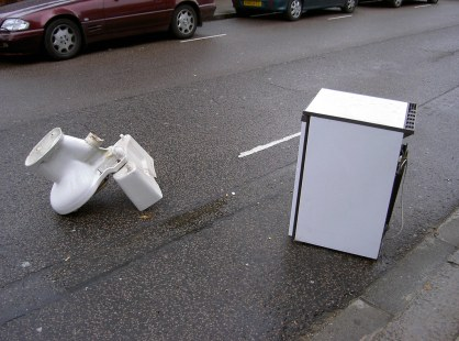 Street argument