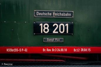 Hof-Plauener Dampftage 2016