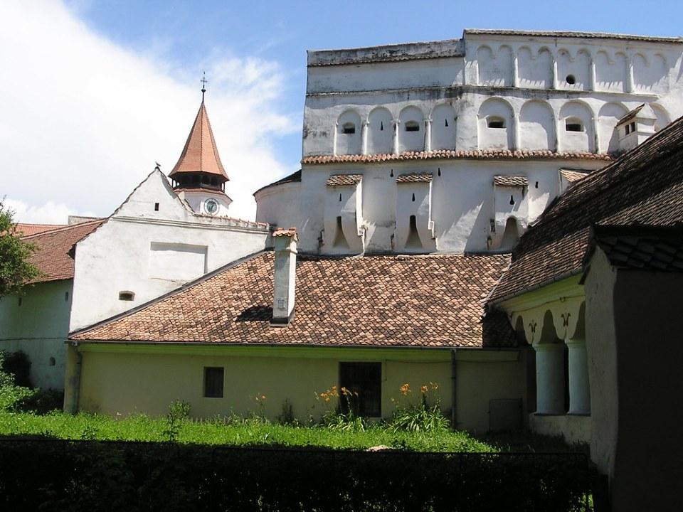 Rumania Iglesia fortificada de Prejmer 11
