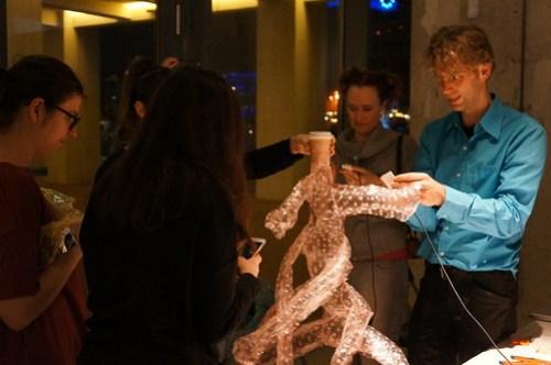 Interactive Inflatables Masterclass @ MU