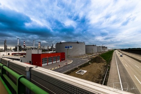 OMV Raffinerie
