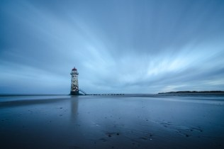 Evening at Talacre