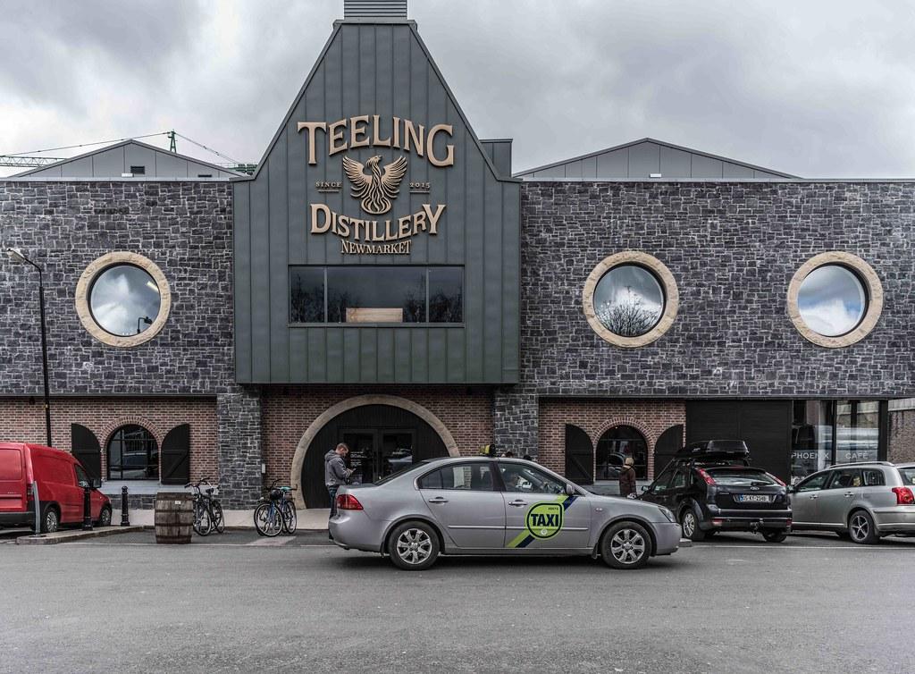 The Teeling Whiskey Distillery