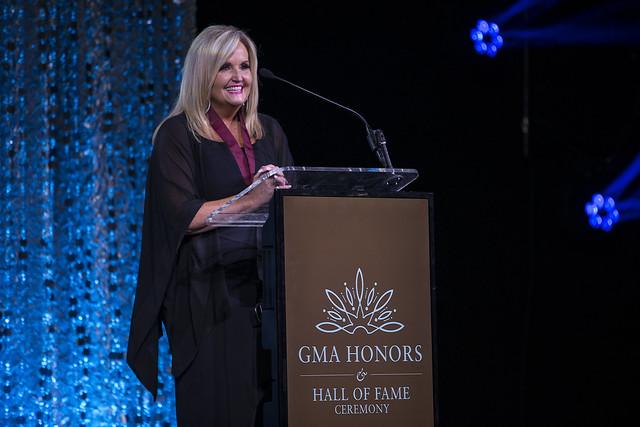 2018 GMA Honors // Karen Peck Segment