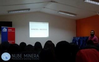 Charla Pequeña Minería IV Región de Coquimbo