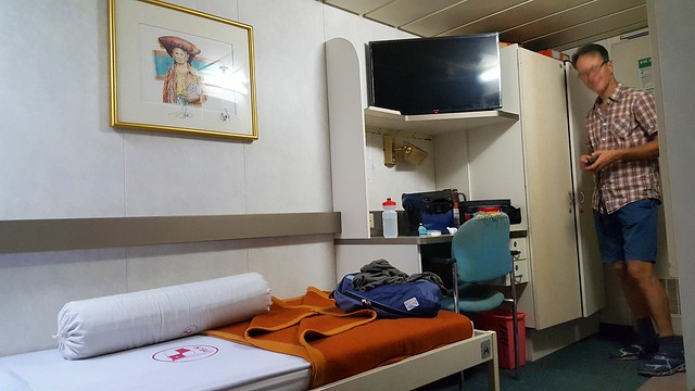 First class cabin on the Km. Sinabung by bryandkeith on flickr