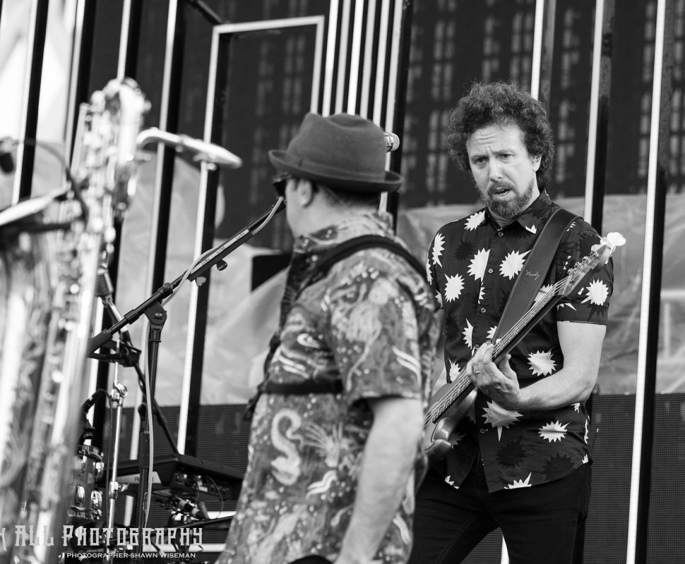 Fitz and The Tantrums - Bunbury Music Festival 2018 - 6/2/18 - Cincinnati Ohio
