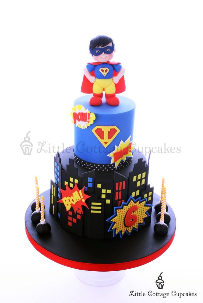 Super Isaac 6th Birthday Cake For My Boy S 6th Birthday Su Flickr