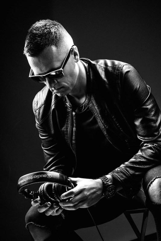 Mens Photography - DJ