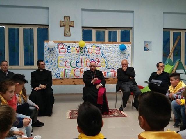 Visita Pastorale Parrocchia M. SS. Addolorata in Barritteri (RC)