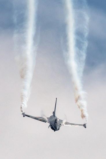 F16 Vador at Cosford 2018