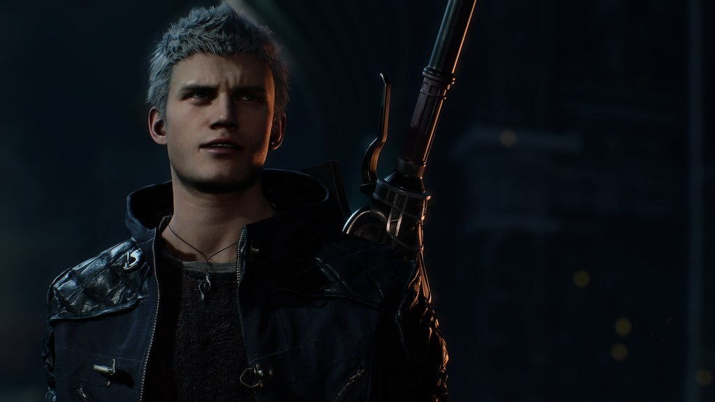 DMC5_devil may cry V 3