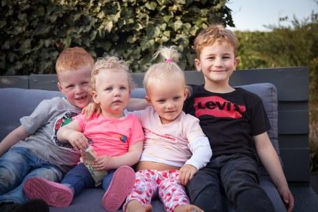 Niece and nephews