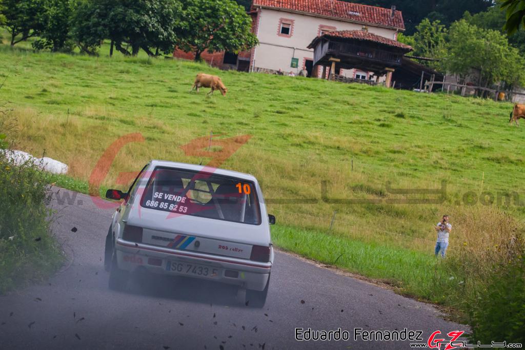 Rally Aviles Historico - Eduardo Fernandez