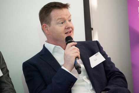 SES Ultra HD Conference 2018 - Ian Trow, Consultant, Business Development and Technology