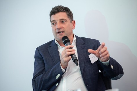 SES Ultra HD Conference 2018 - Richard Lindsay-Davies, CEO, The DTG