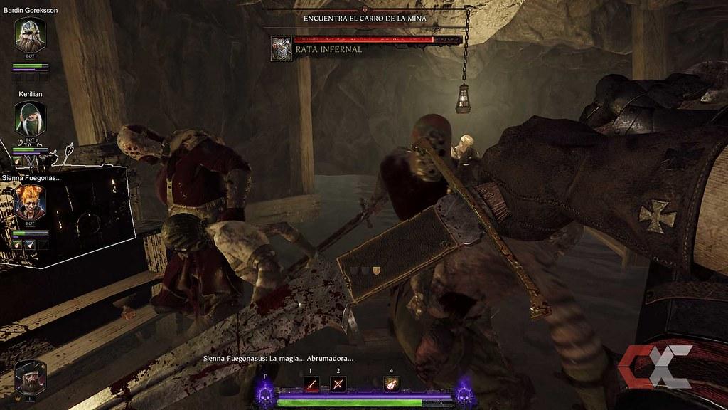 Warhammer Vermintide II review 03 - OverCluster