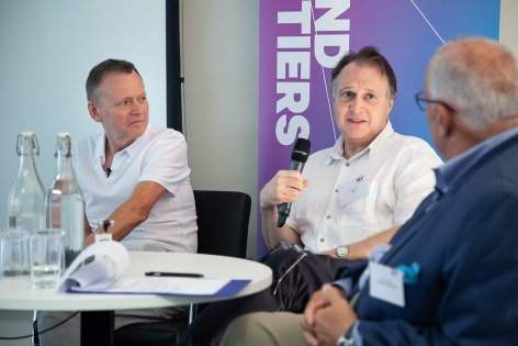 SES Ultra HD Conference 2018 - Andy Quested, Production Standard and Standard Liaisons, BBC HD, UHD and Standards, Phil Layton, BBC