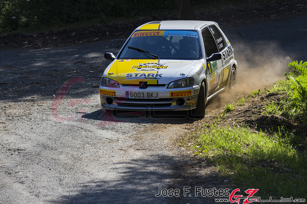 Rally de Naron 2018 - Jose F. Fustes