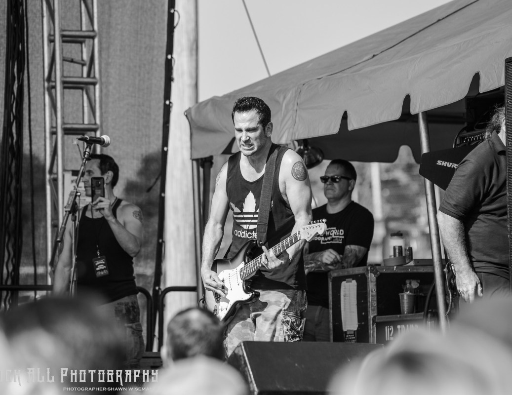 Inkcarceration Festival Day 1 - Mansfield, OH - 7/13/18